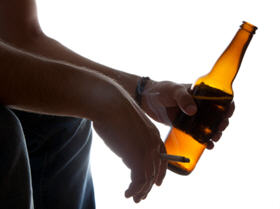 alcohol dependence and childhood abuse
