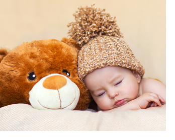 sleeping and infant memory consolidation