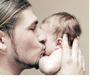father engagement in infant care