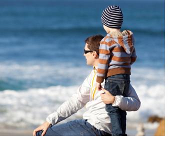 stepchildren who view former stepparents as family