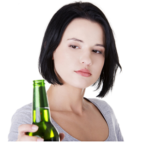 teen drinking and aggression